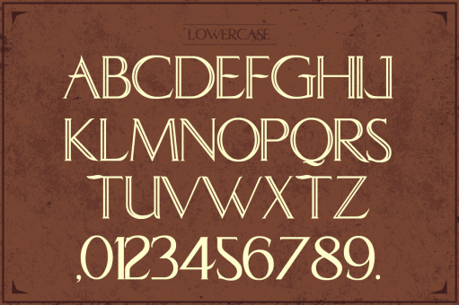 Chevitz typeface